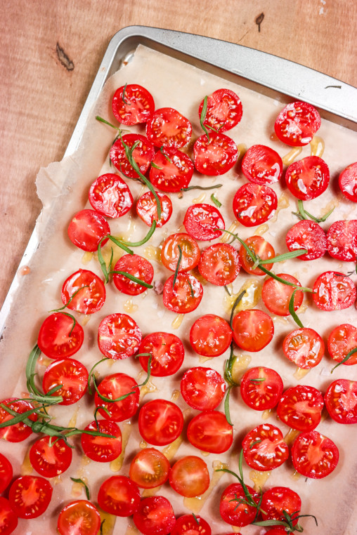 Langtidsbakte tomater