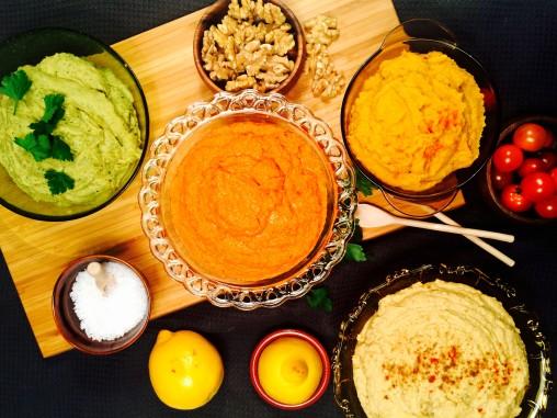 Hummusbonanza - fire typer hummus!