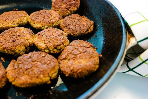 Er du på jakt etter den perfekte falafel-oppskriften? Here it is!