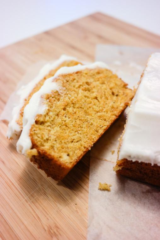 Gundas gulrotkake er saftig, frisk og full av gode krydder - akkurat som gulrotkake skal være.