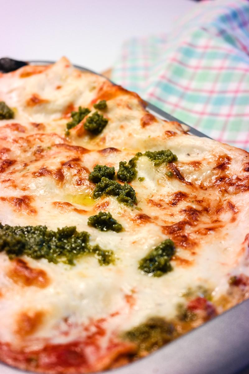 Når du tenker deg om - er ikke lasagne den ultimate restematen?