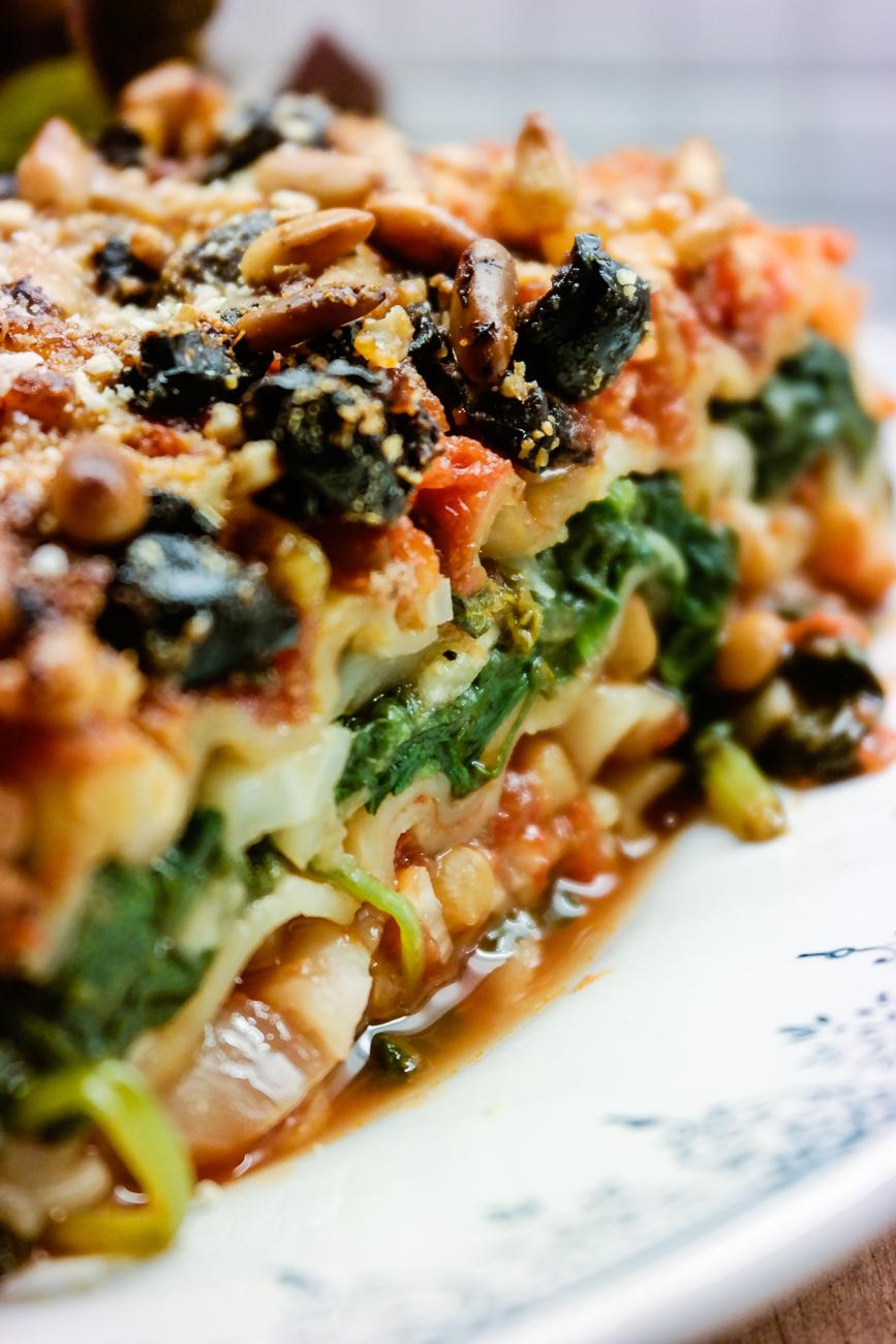 Om det er mulig å lage GOD lasagne uten melk og egg? Klart det gjør!