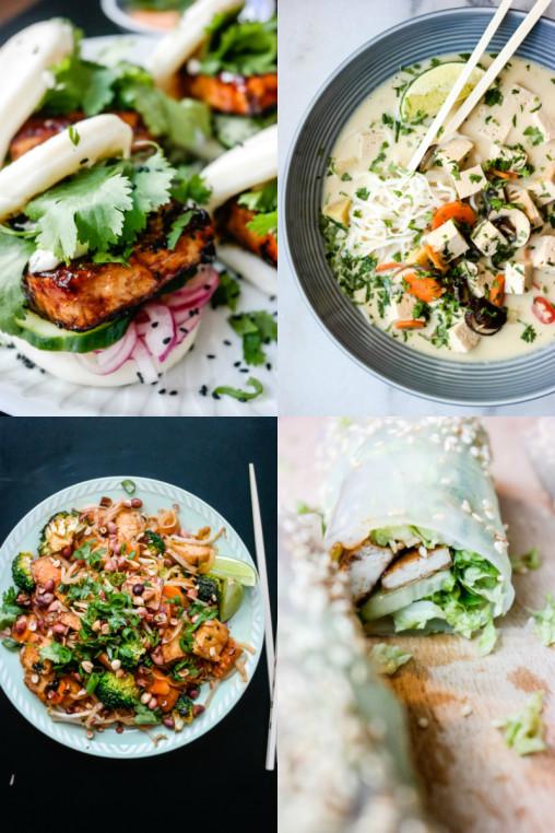 10 oppskrifter med tofu