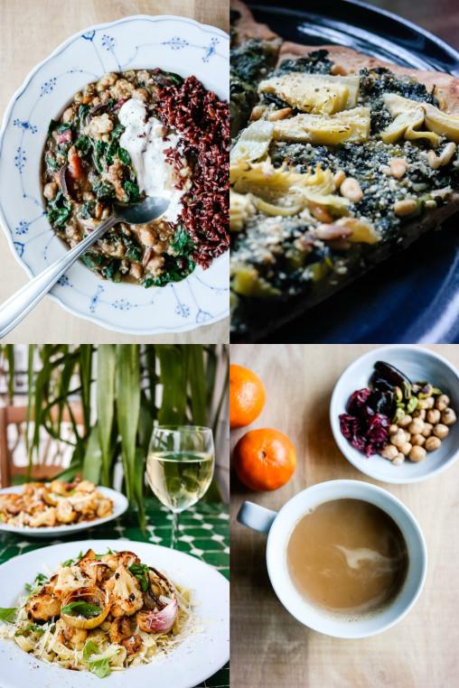 Vegansk / vegetarisk ukemeny fra Green Bonanza