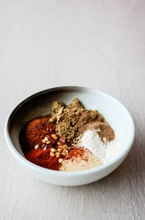 Glem de posene på butikken - hjemmelaga tacokrydder smaker veldig mye bedre, og er helt fritt for unødvendig salt og sukker!
