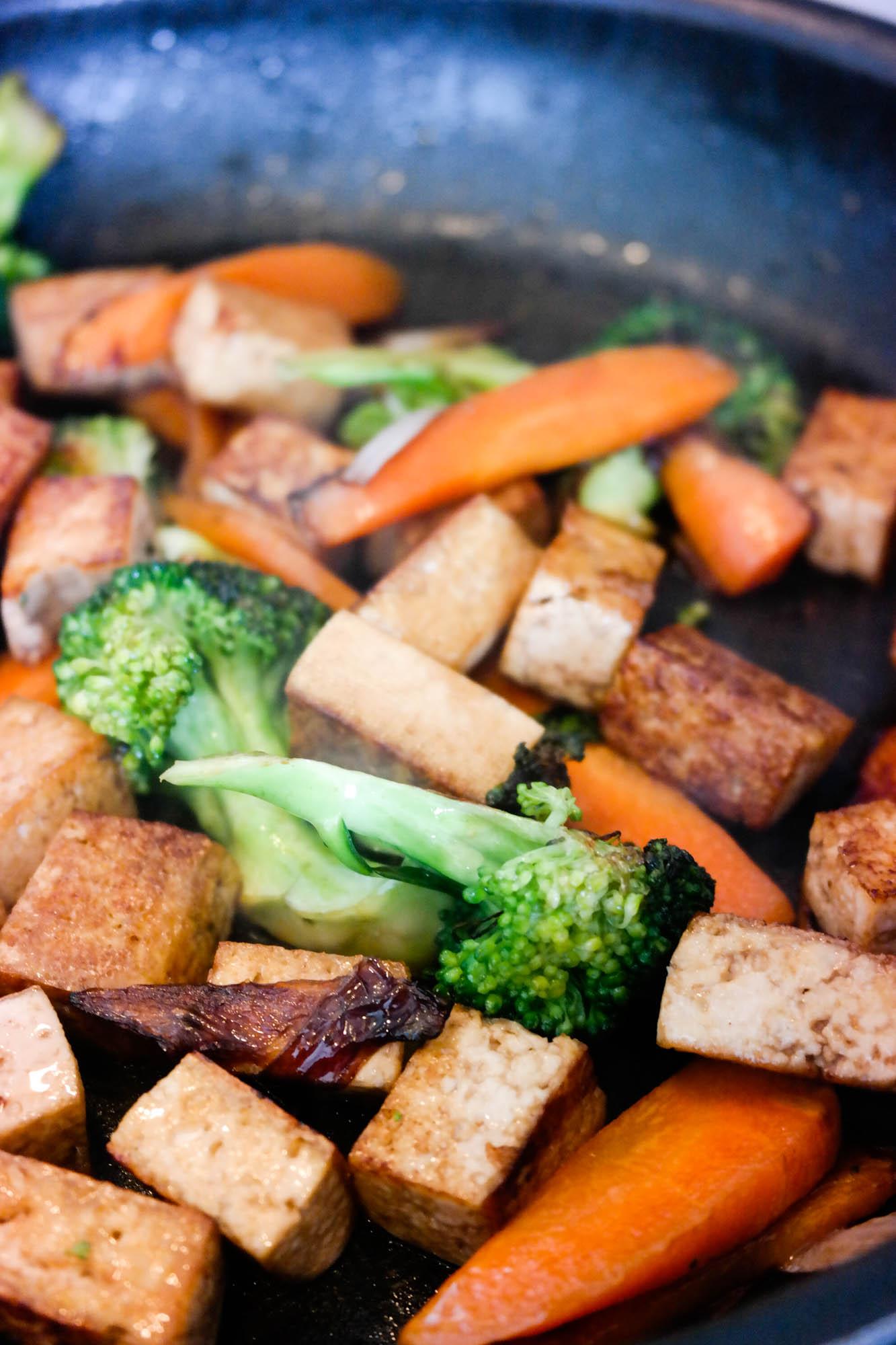 veganske oppskrifter nudler