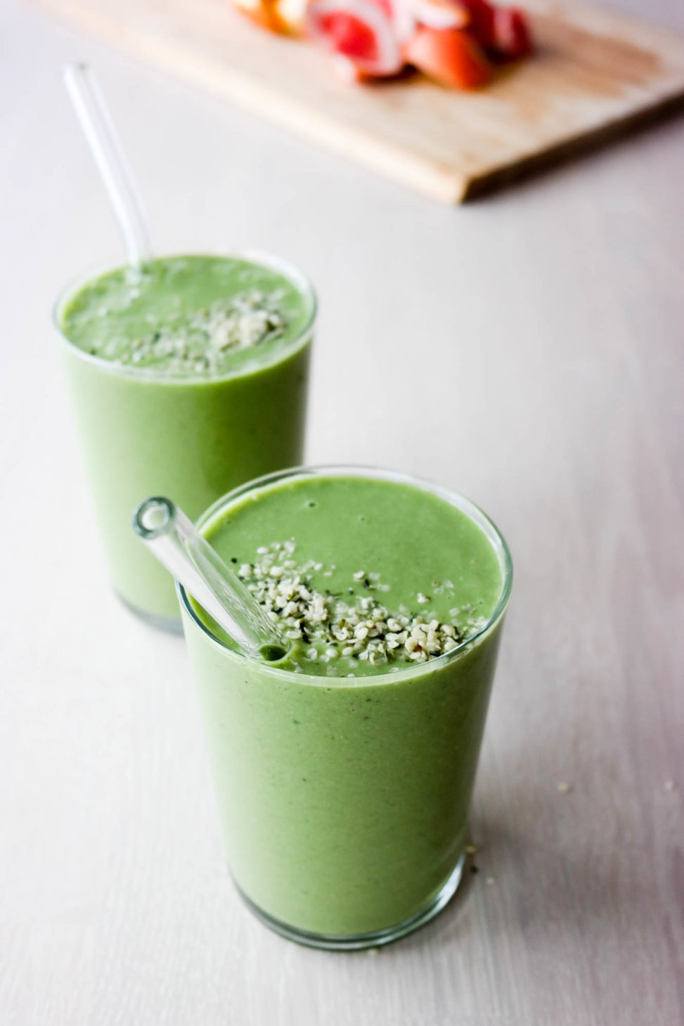 Start dagen med en frisk, syrlig og næringsrik smoothie!