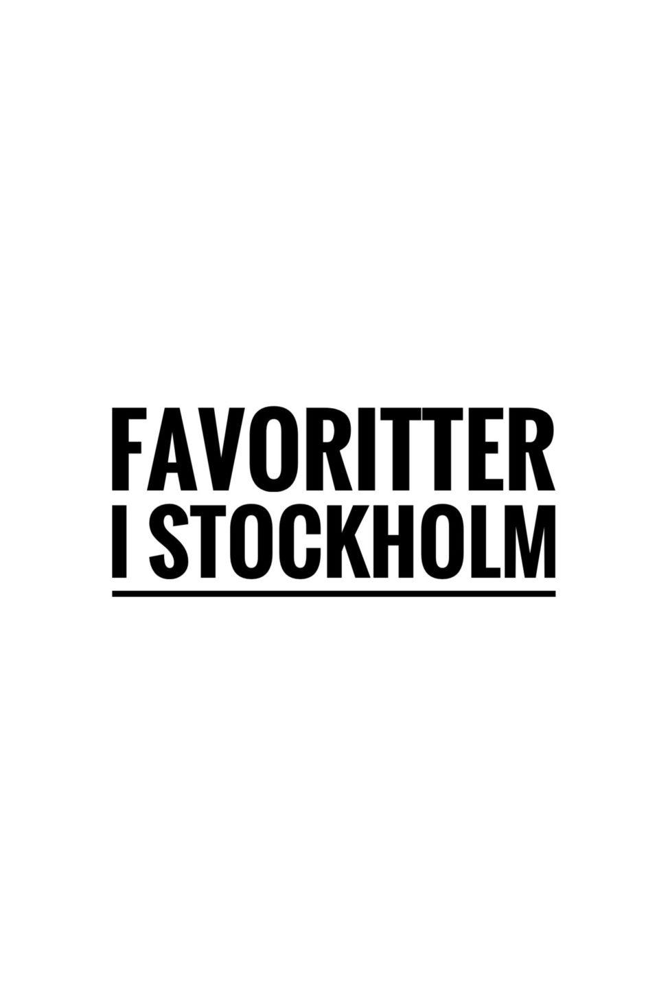Skal du til Stockholm og leter etter veganske restauranter? Her er Green Bonanzas tips!